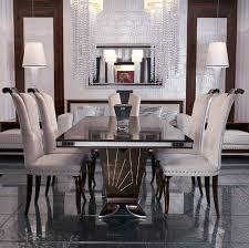luxury dining room sets dining room designs furniture designer brands luxdeco stylish
