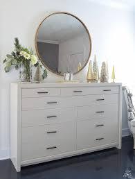 restoration hardware gift modern restoration hardware dresser gold mirror modern