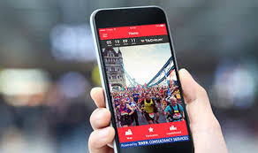 marathon 2018 app how to find out where your friend is if