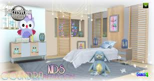 photo chambre enfant chambre enfant sims 4