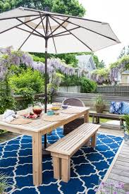 how to build a patio table how to build an outdoor dining table finding silver pennies