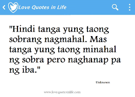 tagalog hugot quotes 2015 quotes hugot