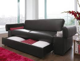 Montana Sofa Bed Sofa Sleeper With Storage With Popular Of Leather Sofa Bed