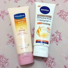 Nivea Serum Vitamin C nivea lotion instant spf33 serum 180 ml daftar update harga