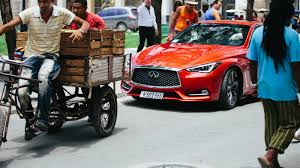 infinity car back watch infiniti bring the first new us market car to cuba in 58