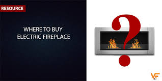 where to buy electric fireplace a detailed guide