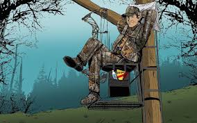 8 tips to make all day treestand sits more comfortable deer