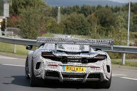 mclaren mc1 mclaren bp15 debut date set teaser shows minimalist taillight