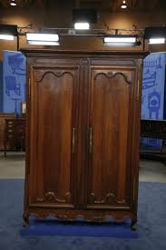 What Does Armoire Mean In French 18th Century French Provincial Armoire Antiques Roadshow Pbs