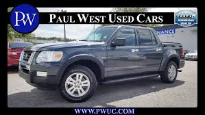 Ford Explorer Sport - ford explorer sport trac xlt for sale in gainesville fl