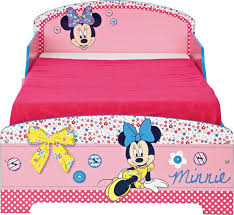 Minnie Mouse Toddler Bed Frame Minnie Mouse Bed Frame Bedtime Will Be More Appealing With This