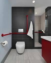 black bathrooms ideas black and white and red bathroom ideas caruba info