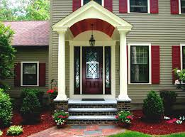 ranch style home small porch garden ideas ranch style homes with porches front home