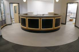 Rounded Reception Desk by Jay Peak Resort Hotel Jay And Conference Center Windham Millwork