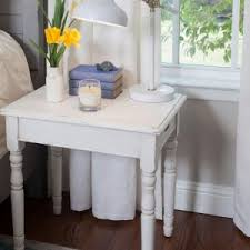 End Tables For Bedroom by Furniture Interesting White End Table For Interior Furniture