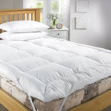 King Size Memory Foam Mattress Topper Bed U0026 Bedding Make Your Bedroom More Comfy With Lovely Feather