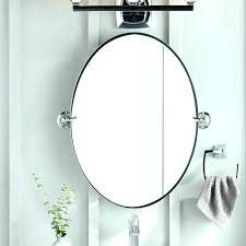 oval recessed medicine cabinet oval bathroom mirrors with medicine cabinet bathroom comfortable