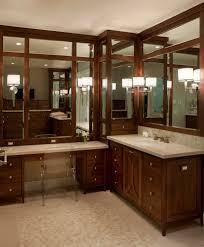bone inlay mirror powder room contemporary with bellmont benjamin