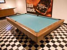 ebonite pool table 3 piece slate slate pool table ebay