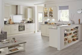 Contemporary Kitchen Burford Ivory Contemporary Kitchen From Howdens Joinery Youtube