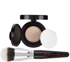 mally flawless finish transforming foundation w brush page 1
