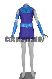 starfire costume starfire tamaran princess costume f006 on