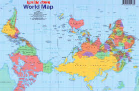 Enlarged Map Of The United States by What If I Told You The World Map Is Wrong U2013 Explore The World
