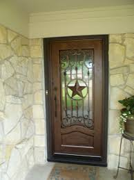 Iron Home Decor by Texas Lone Star Iron Door Aaleadedglass Com Rustic Home Decor