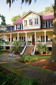 Houses With Big Porches Pretty House Plans With Porches Porch Water And Vintage