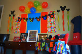 dream designed events mickey mouse clubhouse first birthday party