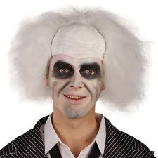 Halloween Costumes Bald Guys Halloween Bald Costume Wigs Hair Ebay