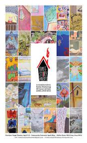 three story houses community art bozeman art for everyone by everyone