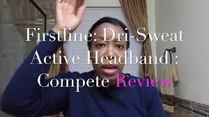 dri sweat headband review dri sweat active headband compete