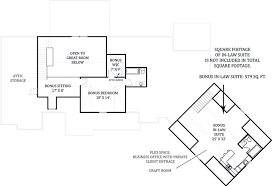 great room floor plans house plan 98267 at familyhomeplans com