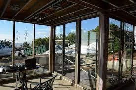 Beach Of Glass Fleetwood Custom Anodized Aluminum Window Project At Stinson Beach