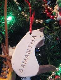personalized cat christmas ornament 4