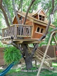 Cool Tree Houses Cool Play Equipment For Your Garden That Kids Will Love Tree