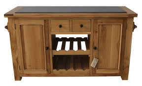 oak kitchen island oak kitchen island bench solid oak with granite stone chopping