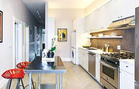 Modern Kitchen With White Cabinets 26 Small Kitchens With White Cabinets Designing Idea
