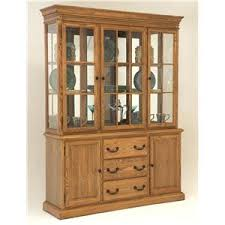 gs furniture classic oak casual china cabinet with 1 drawer a1