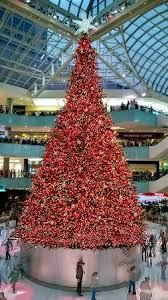 apparently the largest indoor christmas tree in the world