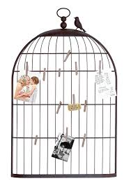 how to make a birdcage chandelier amazon com deco 79 unique photo holder as a charming bird cage