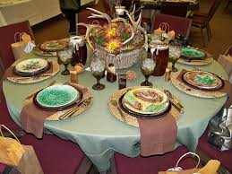gems for table decorations decorateyourtable com fall autumn tables decorating ideas