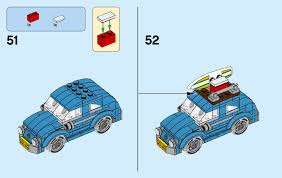 lego volkswagen beetle brickfinder lego volkswagen mini beetle instructions