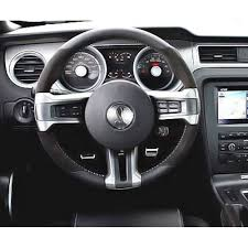 steering wheel for mustang ford cr3z 3600 ab mustang steering wheel gt500 leather 2010 14