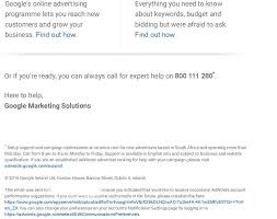 Business Email Google by How 4 Of Africa U0027s Leading Companies Use Email Marketing