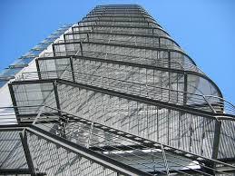 gitter treppe gittertreppe ulimuc flickr