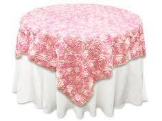 pink rosette table runner pinterest the world s catalog of ideas
