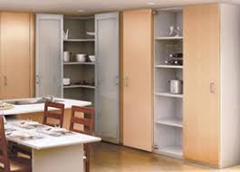 Hideaway Cabinet Doors by Cabinet Sliding