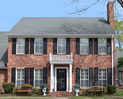 colonial house plans 24 fresh historic traditional georgian home